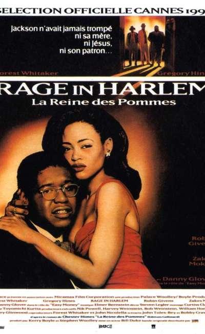 Rage in Harlem, l'affiche