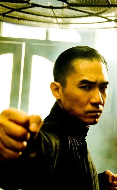 Tony Leung Chiu-wai dans The Grandmaster de Wong Kar-wai