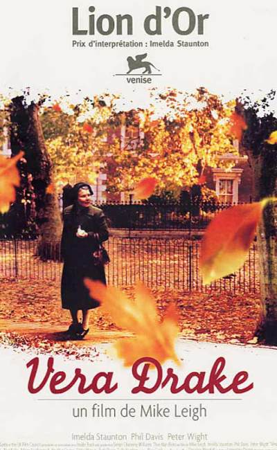 Affiche de Vera Drake de Mike Leigh