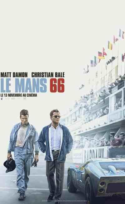 Le Mans 66 : la critique du film