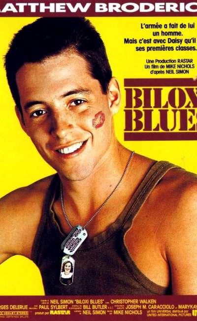 Biloxi Blues, l'affiche du film