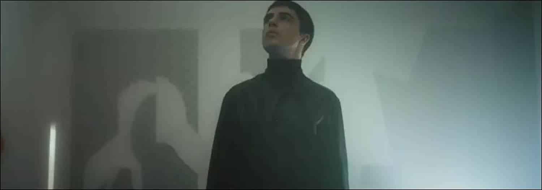 Perez dans le clip d'Animaux d'Hugo Lopez