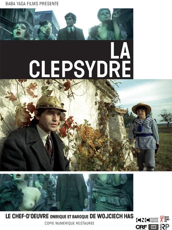 Affiche La Clepsydre de Wojciech Has 2012