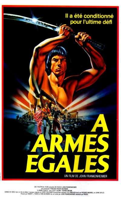 A armes égales, l'affiche