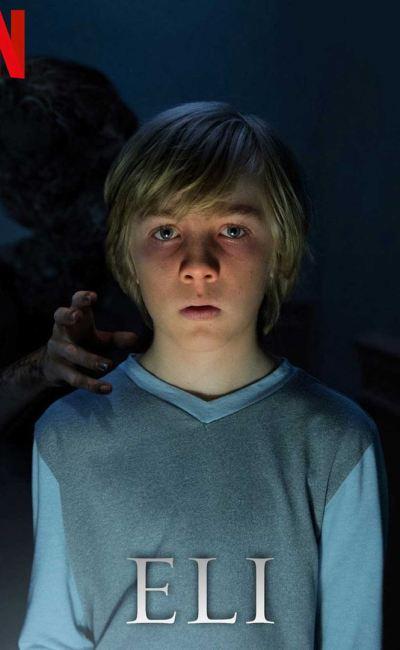 Charlie Shotwell dans la production Netflix de Ciaran Foy, Eli