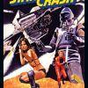 Affiche reprise de Starcrash, le choc des étoiles