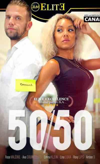 Rose Valérie et Vince Karter dans 50/50, la production Franquie & Michel