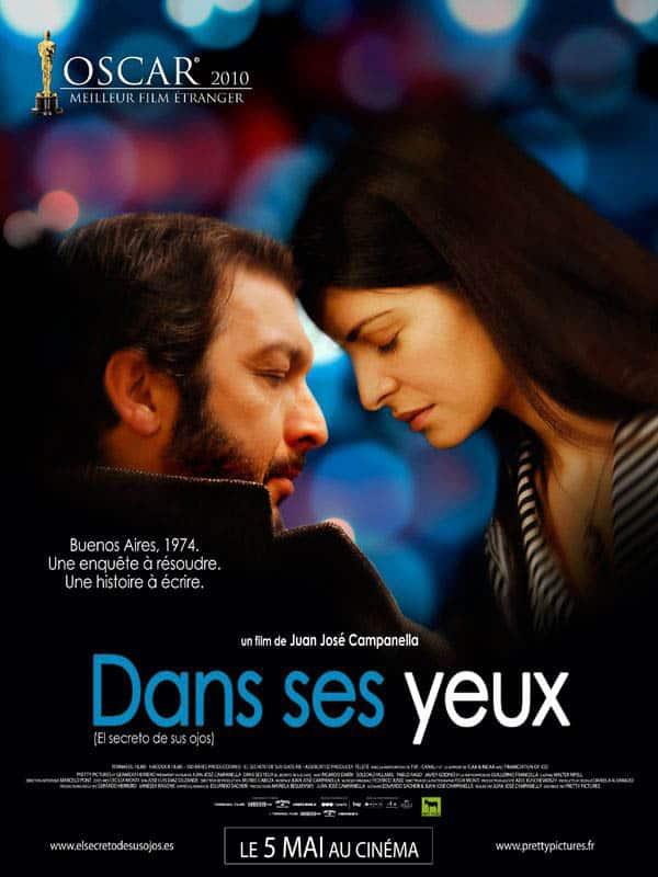 Affiche française de Dans ses yeux de Campanella