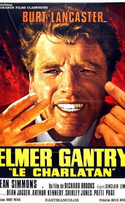 Elmer Gantry le charlatan, l'affiche