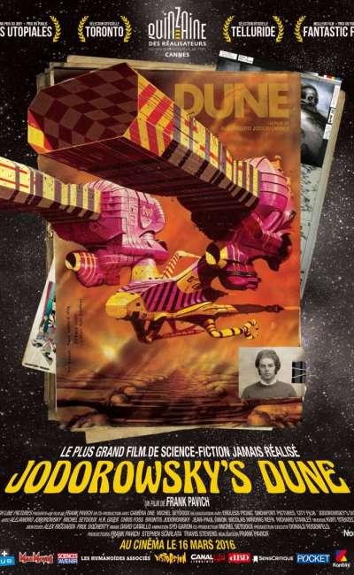 Jororowsky's Dune, l'affiche du documentaire