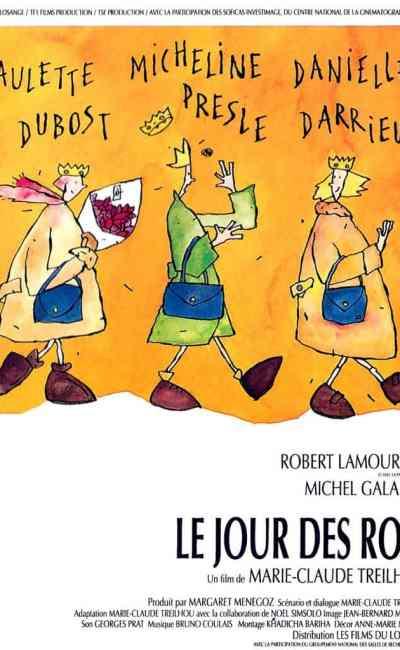 Affiche de Le Jour des rois de Marie-Claude Treilhou