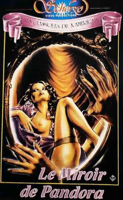 Le miroir de Pandora ; jaquette VHS Scherzo (Pandora's mirror de Shaun Costello