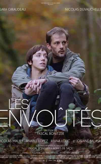 Les Envoutés affiche du film de Pascal Bonitzer