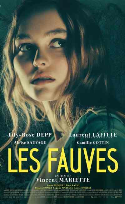 Les Fauves : l'affiche du film de Vincent Mariette
