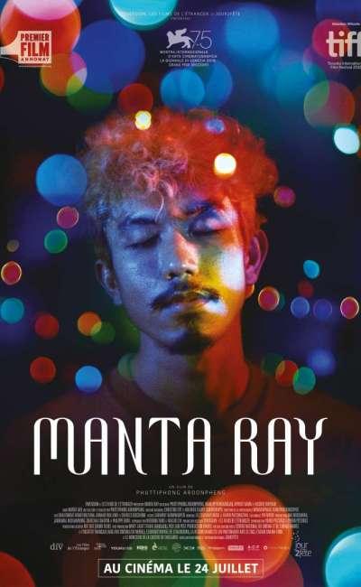 Manta Ray, l'affiche