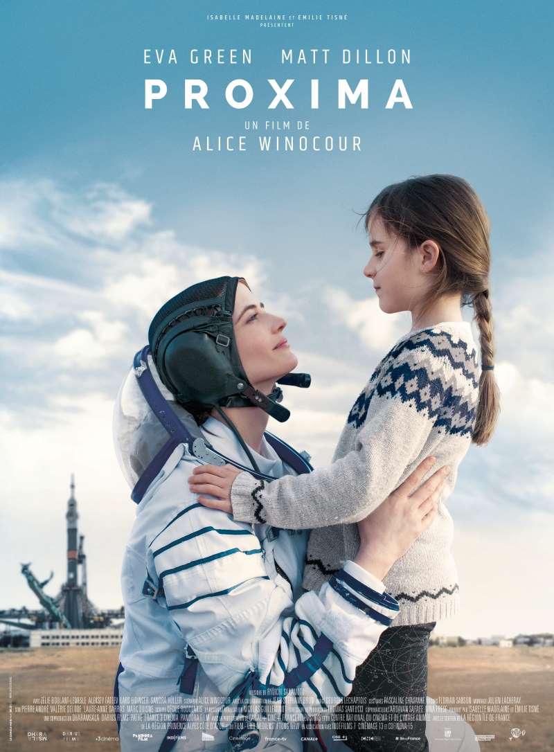 Proxima, l'affiche