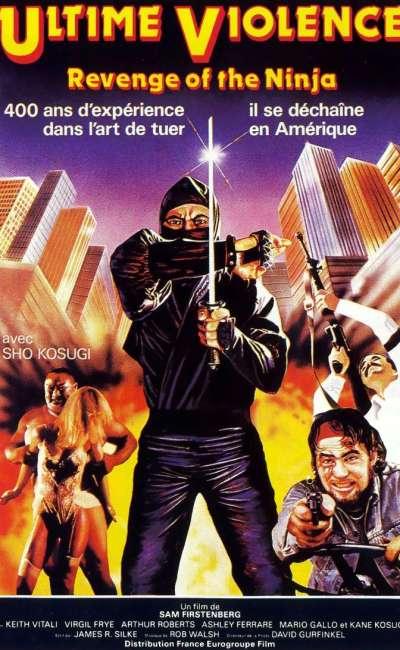 Ultime violence, Ninja 2, l'affiche