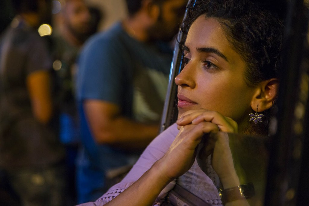 Sanya Malhotra dans The Photograph