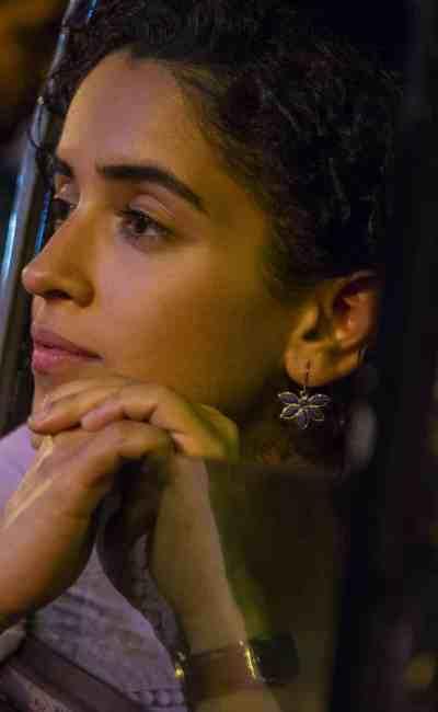 Sanya Malhotra dans The Photograph