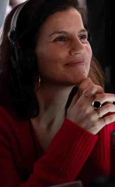 Jézabel Marquès, réalisatrice de Sol