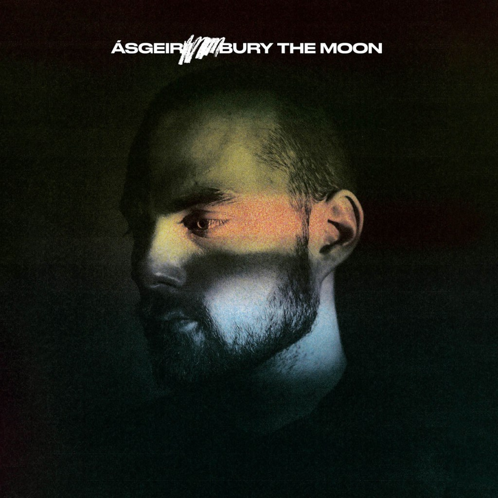 Pochette de Bury the Moon, nouvel album de Asgeir