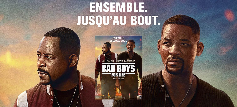 Bad Boys for life triomphe au box-office américain
