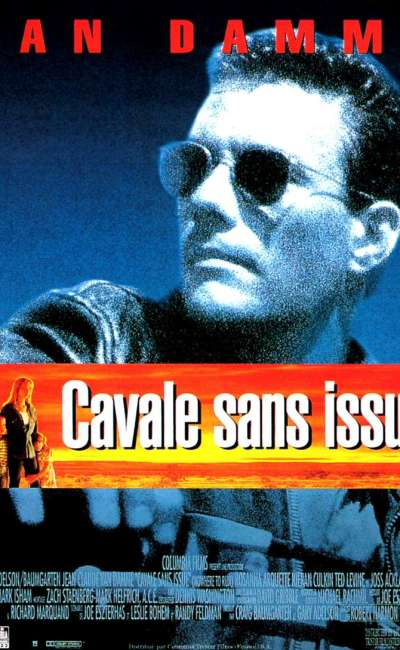 Cavale sans issue, l'affiche