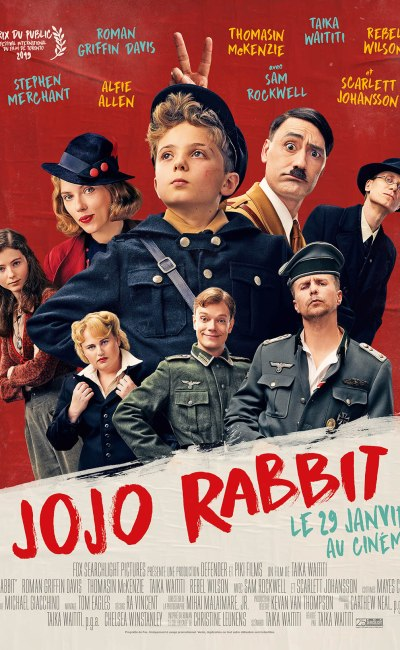 Jojo Rabbit affiche du film