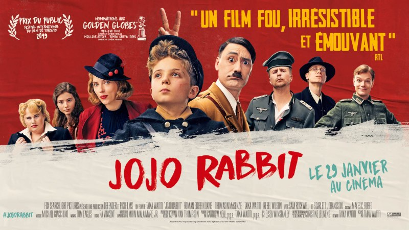 Jojo Rabbit : bande-annonce