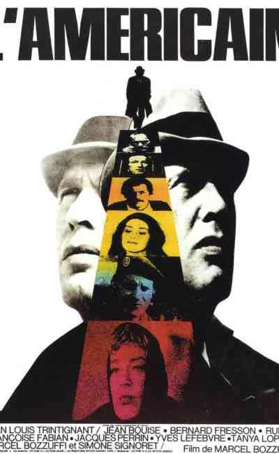 L'Américain, un film de Marcel Bozzuffi