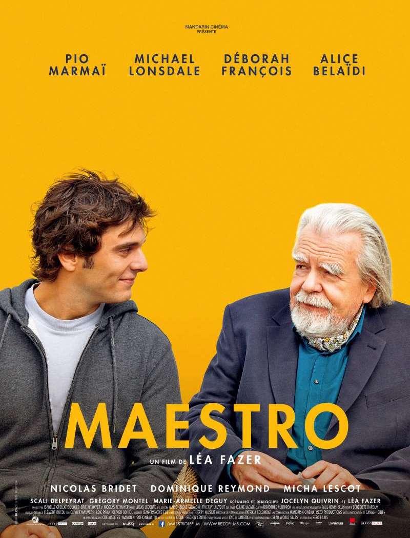 Maestro, l'affiche