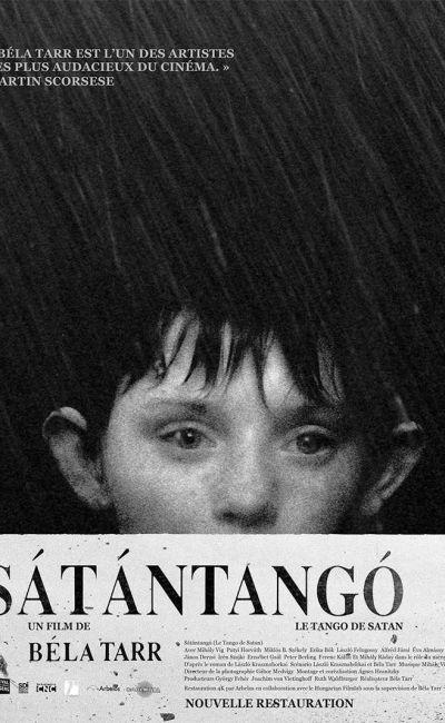 Satantango de Béla Tarr, affiche 2020