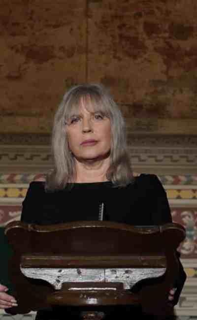 Krystyna Janda dans Un soir en Tosca