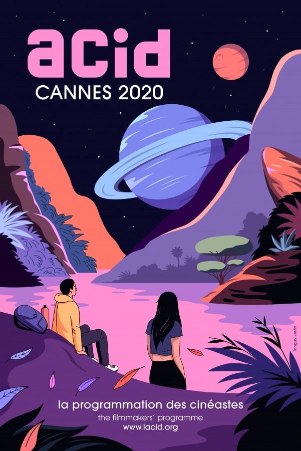 Affiche de l'ACID 2020