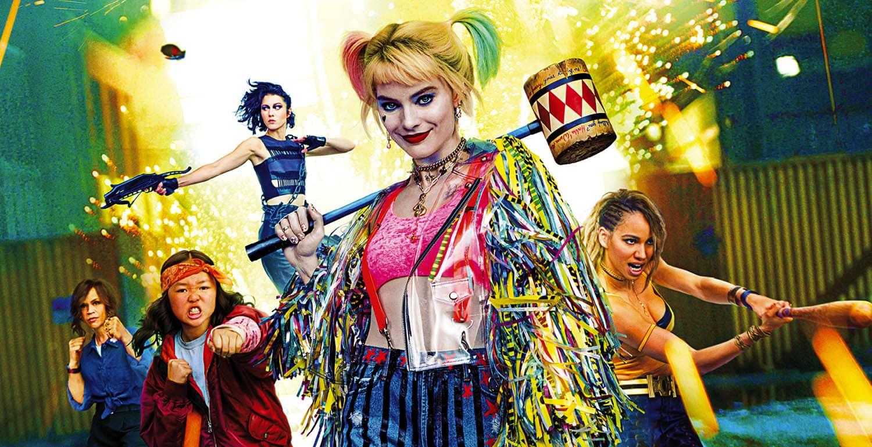 Birds of Prey et la Fantabuleuse Histoire de Harley Quinn, warner