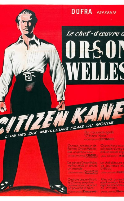 Citizen Kane, reprise 1956