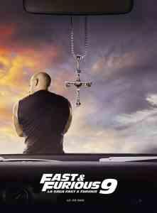 Fast & Furious 9 : affiche 1