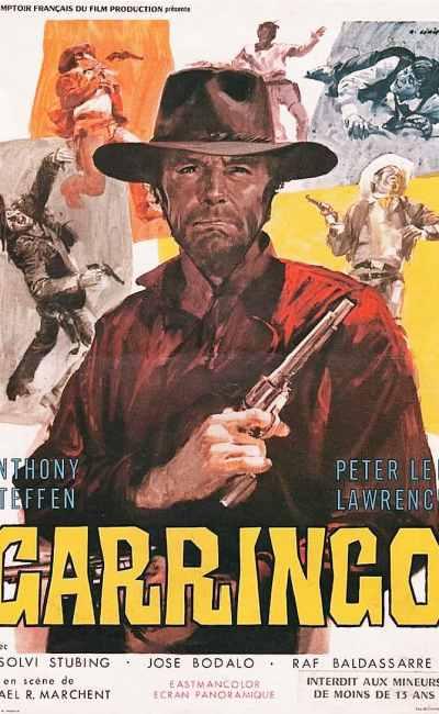 Garringo affiche du film