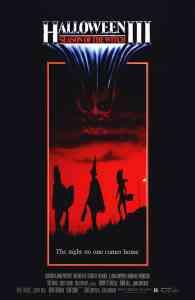 Halloween 3 : l'affiche américaine