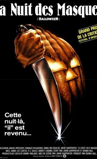 Halloween, la nuit des masques, l'affiche