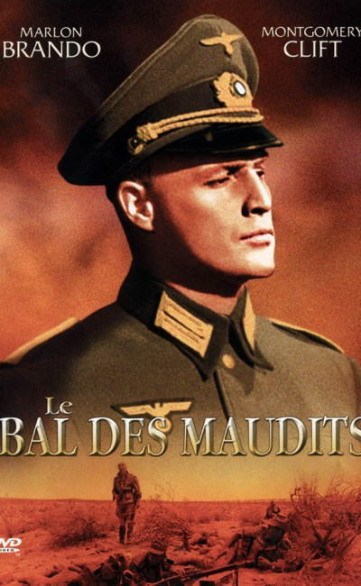 Jaquette DVD du Bal des maudits avec Marlon Brando