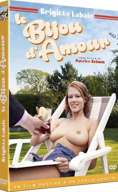 Brigitte Lahaie dans Le Bijou d'amour, en dvd chez LCJ