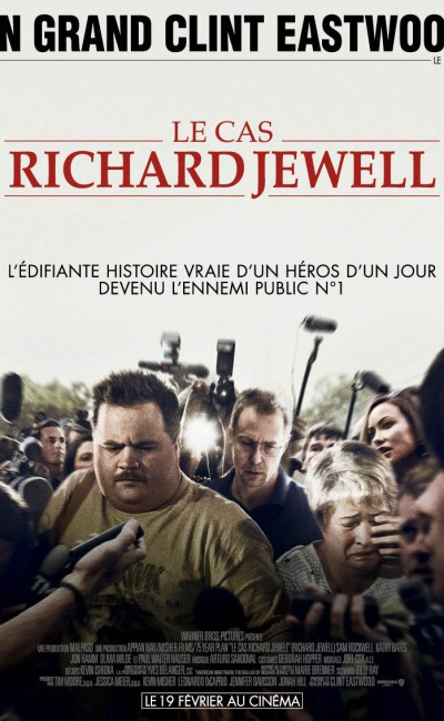 Le cas de Richard Jewell : l'affiche du film de Clint Eastwood