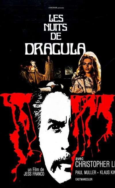 Les nuits de Dracula, l'affiche