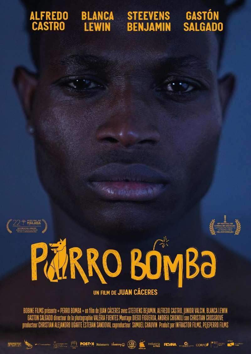 Perro Bomba, l'affiche