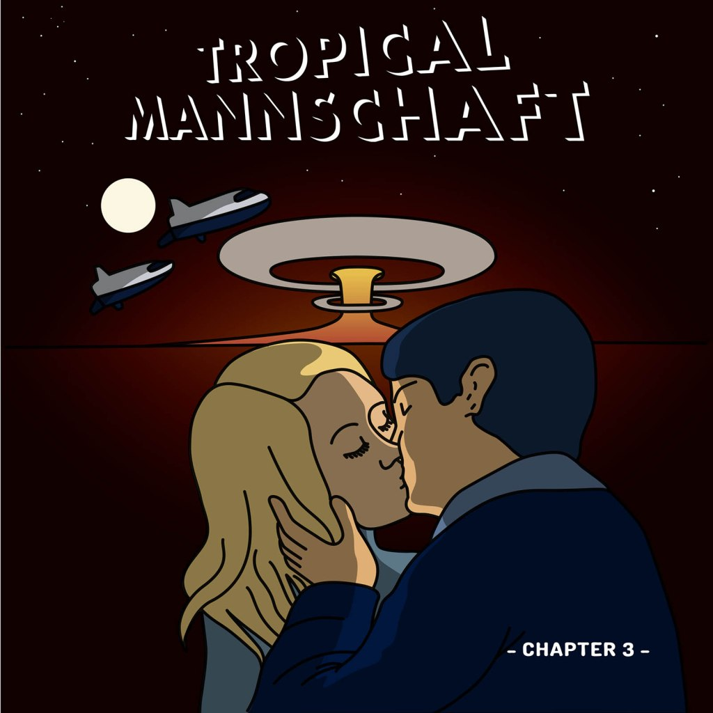 Nouvel EP pour Tropical Mannschaft
