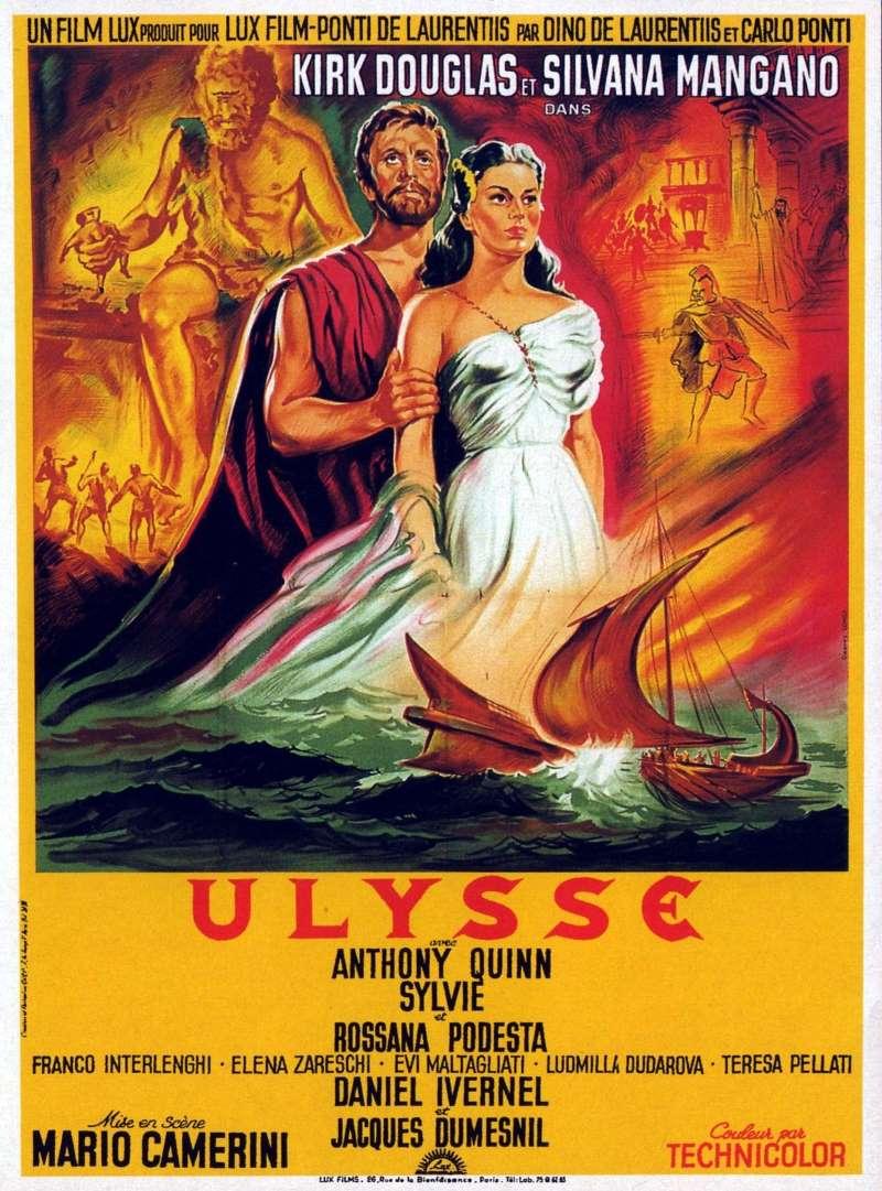 Ulysse, l'affiche du film
