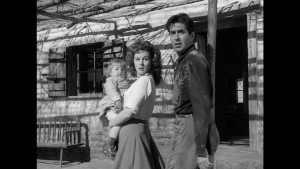 Tyrone Power et Susan Hayward
