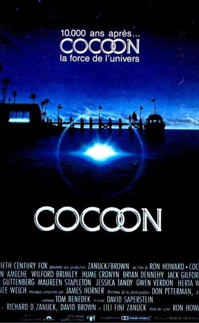 Cocoon, l'affiche