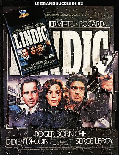 L'indic, MPM VHS, affiche par Landi
